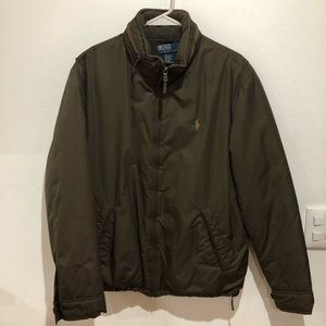Polo by Ralph Lauren Green Puffy Jacket
